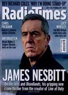 Radio Times London Edition Magazine Issue 20/02/2021