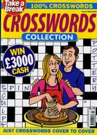 Take A Break Crossword Collection Magazine Issue NO 3