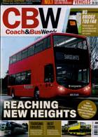 Coach And Bus Week Magazine Issue NO 1461
