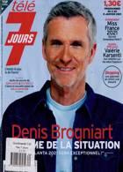 Tele 7 Jours Magazine Issue 62