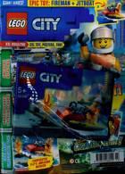 Lego Giant Series Magazine Issue LGG9 CITY