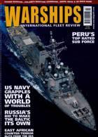 Warship Int Fleet Review Magazine Issue MAR 21