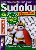 Puzzlelife Sudoku L7&8 Magazine Issue NO 60