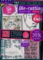 Die Cutting Essentials Magazine Issue NO 75