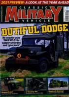 Classic Military Vehicle Magazine Issue MAR 21