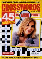 Crosswords In Large Print Magazine Issue NO 44