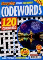 Everyday Codewords Magazine Issue NO 75