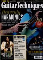 Guitar Techniques Magazine Issue SPRING 21