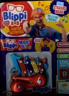 Blippi Magazine Issue NO 8