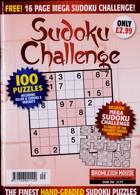 Sudoku Challenge Monthly Magazine Issue NO 200