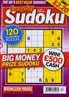 Everyday Sudoku Magazine Issue NO 183