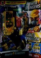 Power Rangers Magazine Issue NO 4