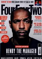 Fourfourtwo Magazine Issue APR 21