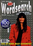 Just Wordsearch Magazine Issue NO 335