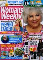 Womans Weekly Magazine Issue 16/03/2021