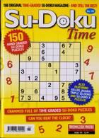 Sudoku Time Magazine Issue NO 195
