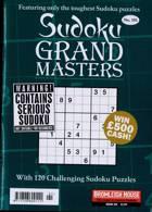 Sudoku Grandmaster Magazine Issue NO 191