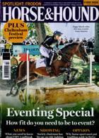 Horse And Hound Magazine Issue 11/03/2021