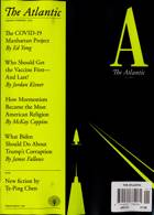 The Atlantic Magazine Issue JAN 21