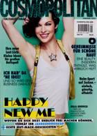 Cosmopolitan German Magazine Issue 01