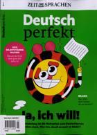 Deutsch Perfekt Magazine Issue 01/21