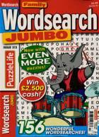 Family Wordsearch Jumbo Magazine Issue NO 313