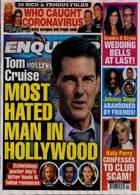 National Enquirer Magazine Issue 04