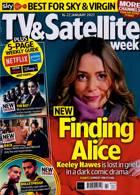 Tv & Satellite Week  Magazine Issue 16/01/2021