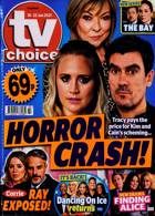 Tv Choice England Magazine Issue NO 3