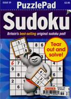 Puzzlelife Ppad Sudoku Magazine Issue 59