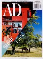 Architectural Digest German Magazine Issue NO 3