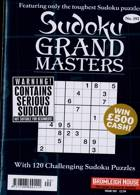 Sudoku Grandmaster Magazine Issue NO 192