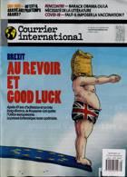 Courrier International Magazine Issue NO 1575