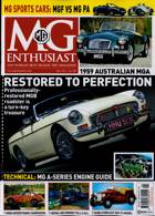 Mg Enthusiast Magazine Issue MAY 21