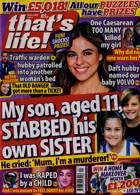 Thats Life Magazine Issue NO 4