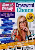 Womans Weekly Crosswo Choice Magazine Issue NO 16