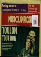 Midi Olympique Magazine Issue NO 5582