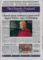Church Of England Newsp Magazine Issue 02/04/2021