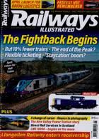Railways Illustrated Magazine Issue MAY 21