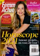 Femme Actuelle Magazine Issue NO 1892
