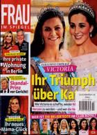 Frau Im Spiegel Weekly Magazine Issue NO 2
