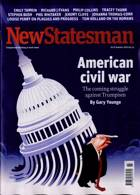 New Statesman Magazine Issue 15/01/2021