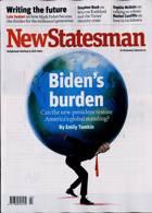 New Statesman Magazine Issue 22/01/2021