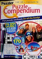 Puzzler Q Puzzler Compendium Magazine Issue NO 344