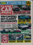 Classic Car Weekly Magazine Issue 13/01/2021