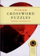 Premium Crossword Puzzles Magazine Issue NO 76