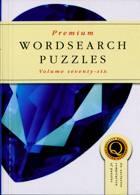Premium Wordsearch Puzzles Magazine Issue 76