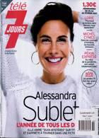 Tele 7 Jours Magazine Issue NO 3169