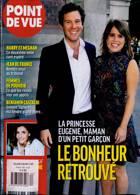 Point De Vue Magazine Issue NO 3783