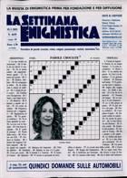 La Settimana Enigmistica Magazine Issue NO 4639